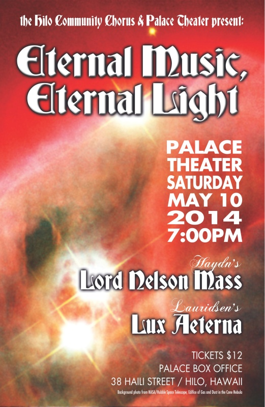 Eternal Music Eternal Light poster spring-2 copy